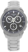 Tissot T069.417.44.061.00 Titanium Chronograph Quartz 43mm Mens Watch