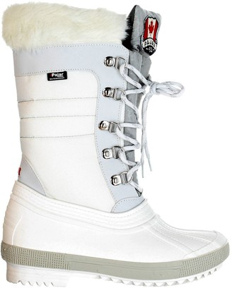 Pajar Faux Fur-Lined Winter Boots