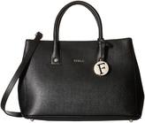Furla Linda Small Tote C/Tracolla Satchel Handbags