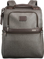 Tumi Alpha 2 Slim Solutions Backpack in Earl Grey