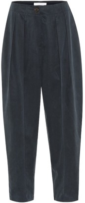 See by Chloe Twill tapered pants