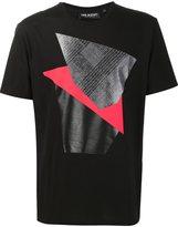 Neil Barrett geometric print T-shirt