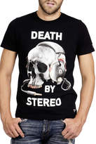 Cult of Individuality Short Sleeve Death By Stereo Tee