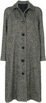 Aspesi herringbone coat