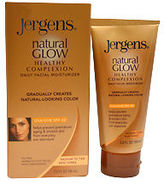 Jergens Natural Glow Healthy Complexion Daily Facial Moisturizer For Medium to