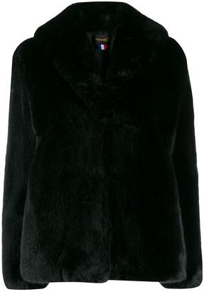 La Seine & Moi Faux Fur Jacket