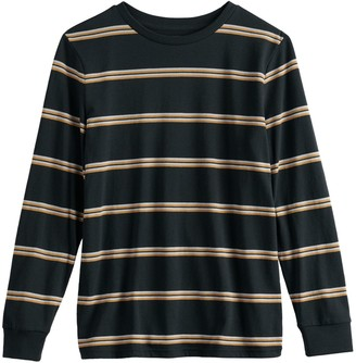 Boys 8-20 Urban Pipeline Striped Long Sleeve Tee