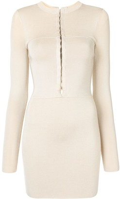 Dion Lee Bodycon Mini Dress