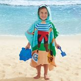 Pirate Kids Hooded Towel