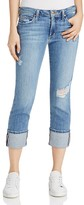 Joe's Jeans Clean Cuff Cropped Jeans in Torrence