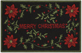 Nourison Holiday Holly Accent Rug