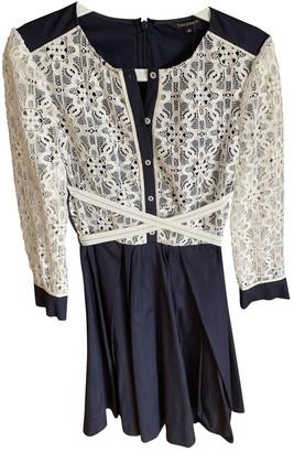 Tara Jarmon Blue Lace Dress for Women