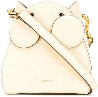 Yuzefi Chain Handle Tote Bag