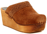 Sanita Kaledo Alpina Wood Clog