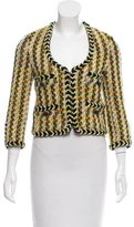 By Malene Birger Bouclé Wool Jacket