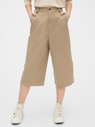 Gap Originals Khaki Culottes