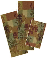 Mohawk Home Soho Daria Asst Printed Rectangular 3-pc. Rug Set