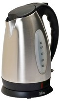 Elite Platinum 1.7 L. Cordless Electric Kettle - Stainless Steel