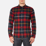Edwin Men's Labour Shirt Red/Black
