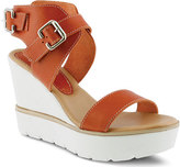 Azura Women's Leticia Wedge Platform Sandal