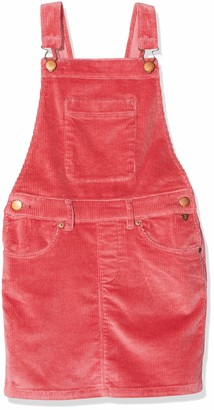 Scotch & Soda Girl's Corduroy Dungaree Dress