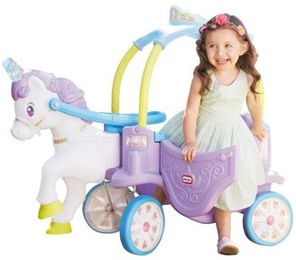 Little Tikes Magical Unicorn Carriage No