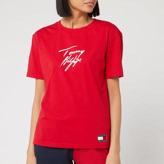 Tommy Hilfiger Women's Sleep Cn T-Shirt