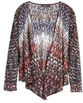 Nic+Zoe Women's Grace 4-Way Linen Blend Cardigan