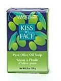 Kiss My Face Bar Soap Olive and Aloe -- 4 oz