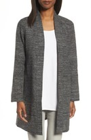 Eileen Fisher Women's Silk & Organic Linen Duster