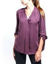 Point Zero Pleated Front Blouse