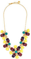 Kate Spade Floral Bouquet Bib Necklace