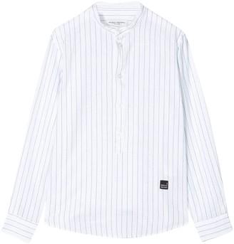 Paolo Pecora Striped Shirt