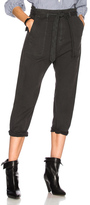 The Great Convertible Trouser Pant in Black.