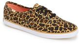 Keds Champion Leopard Print Sneaker