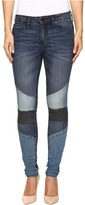 Calvin Klein Jeans Color Blocked Leggings Jeans in Anouk