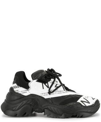 No.21 Billy low-top sneakers