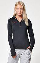Roxy Keep It Warm Half Zip Long Sleeve Top