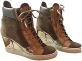 Giuseppe Zanotti Exotic leathers derbies