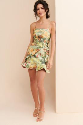 Alice McCall Voodoo Skies Mini Dress