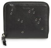 AllSaints Women's Junai Medium Wallet - Black