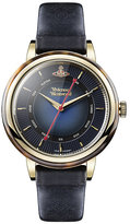 Vivienne Westwood Ladies' Gold Plated Strap Watch