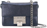Jimmy Choo mini 'Rebel' shoulder bag - women - Goat Skin - One Size