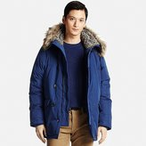 Uniqlo Men Warm Tech Down Coat