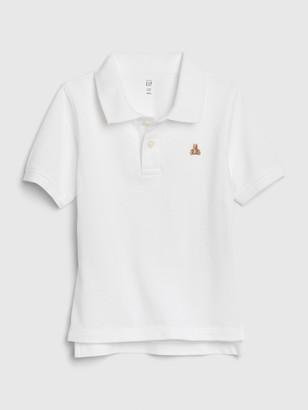 Gap Toddler Brannan Bear Polo Shirt Shirt