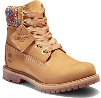 Timberland x Liberty of London 6-Inch Premium Waterproof Boot