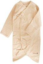 100% Organic Cotton Newborn Unisex-Baby Mitten Cuffs Shirt ()