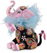 Hamilton Trumpeting Joy Breast Cancer Awareness Support Elephant Figurine by The Collection