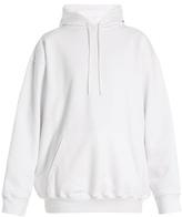 Balenciaga Logo-print hooded sweatshirt