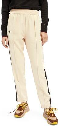 Scotch & Soda Club Nomade Side Stripe Woven Pants
